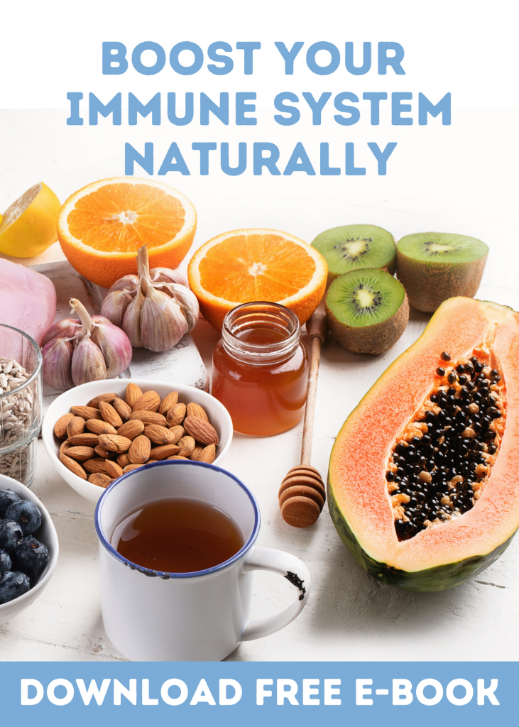 Boost Your Immune System E-Book
